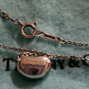 Tiffany & Co. Jewelry - TIFFANY PERETTI SMALL BEAN NECKLACE